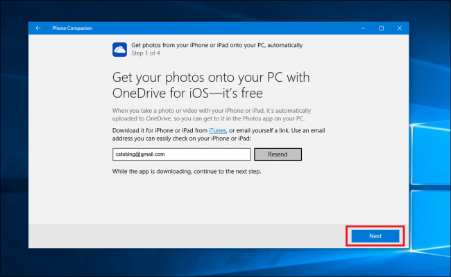 How to Set Up the Phone Companion App in Windows 10 on