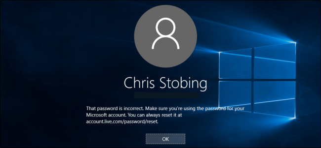 laptop password recovery windows 8