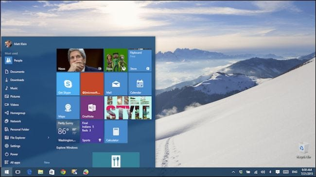 How to Add, Remove, and Customize Tiles on the Windows 10