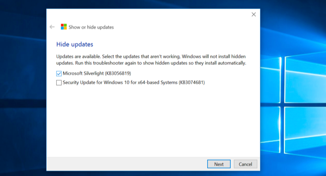 how to disable windows 10 auto update download