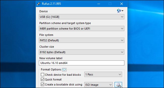 windows 10 make iso from sd card