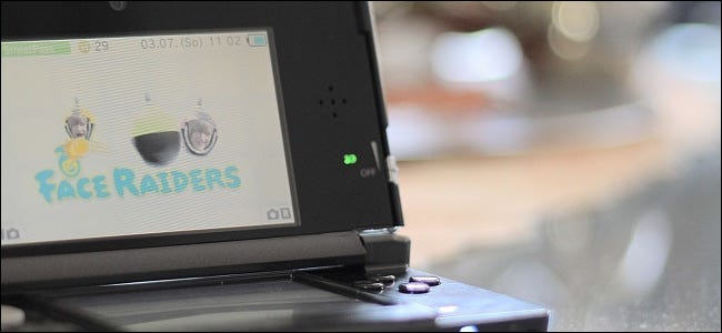 nintendo 3ds 3d slider