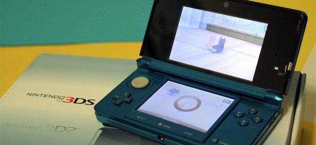 How to Make Your Nintendo 3DS's Battery Last Longer