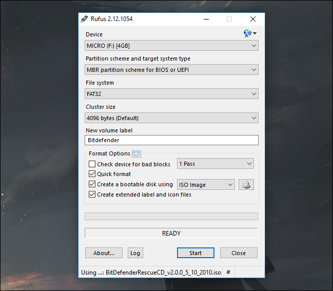 How to Use the BitDefender Rescue CD to Clean Your Infected PC