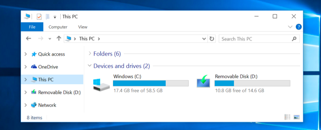 How to Remove the Folders From \u201cThis PC\u201d on Windows 10