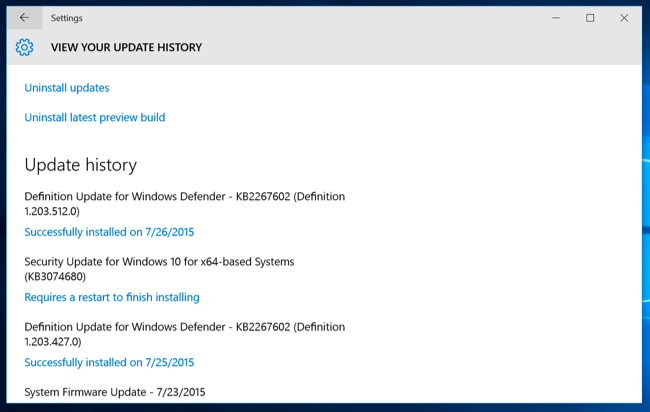 How to Uninstall and Block Updates and Drivers on Windows 10