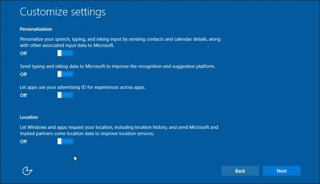 how to turn off face recognition windows 10 dell