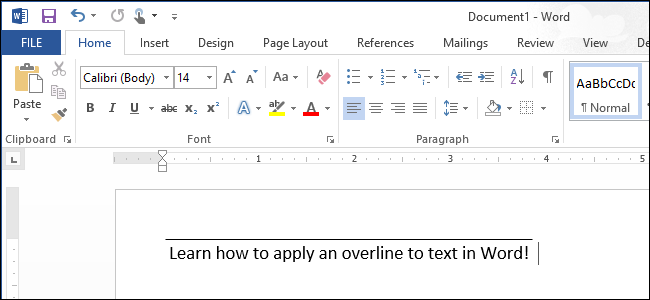 how to change text in word