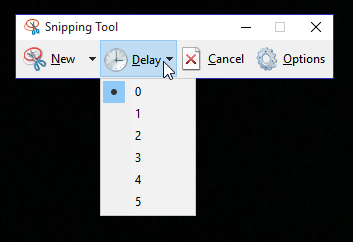 How to take screenshots in windows 10 now choose the type of snip you want to make by clicking the arrow next to new you can choose from one of four types of snip free form rectangular ccuart Choice Image