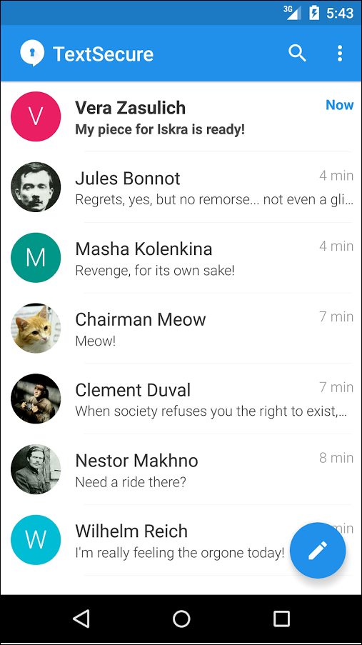 How (and Why) to Encrypt Your Text Messages