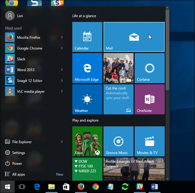 How to Enable and Disable Email Notifications in Windows 10
