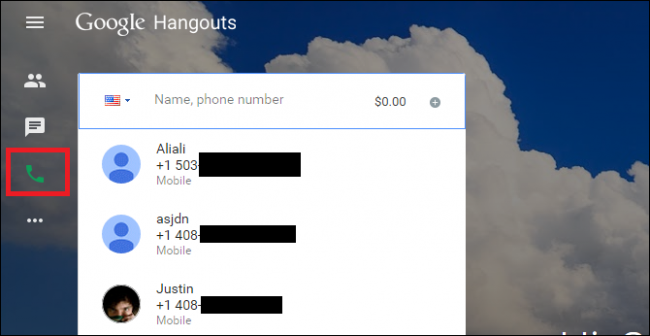 How To Make Google Voice Ring To Hangout