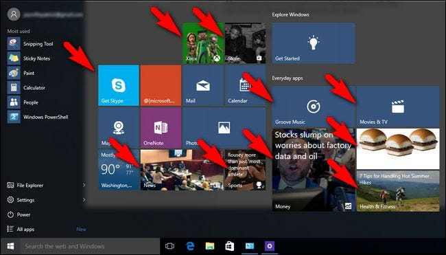 how to make something fullscreen on windows 10