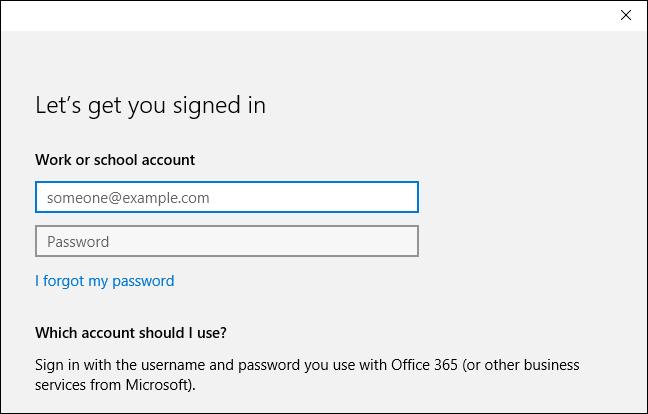 كيفية إعداد حسابات المستخدمين فى Windows 10