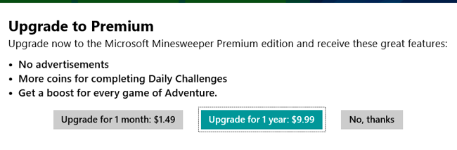 You Don't Have to Pay $20 a Year for Solitaire and