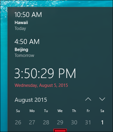 how to add a timer on windows 10