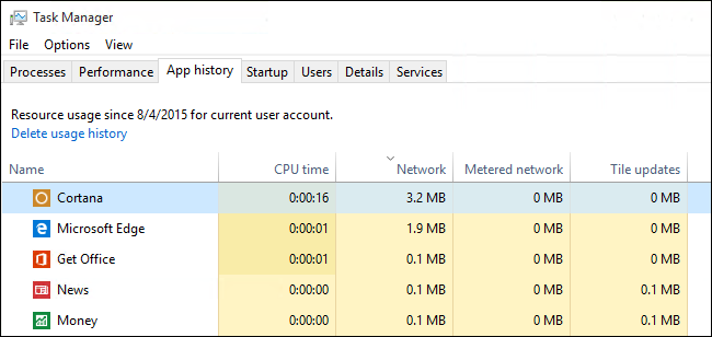 How to Monitor Your Network Usage in Windows 10