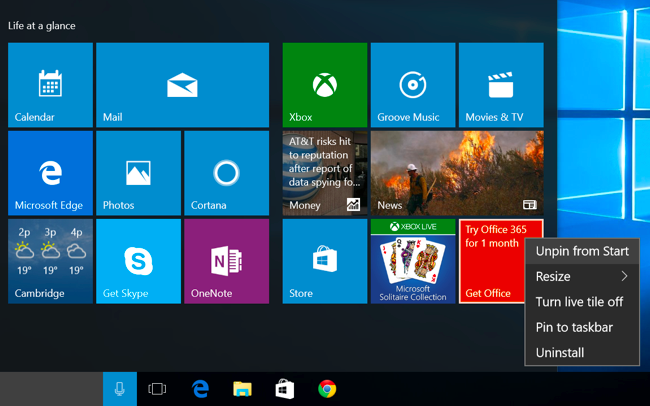 """How to Disable the """"Get Office"""" Notifications on Windows 10"""