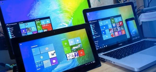 windows 10 on a macbook pro