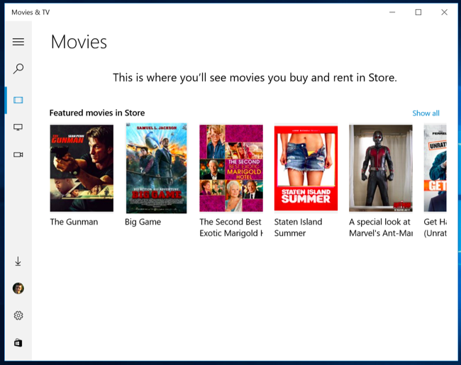 cloud tv  for windows