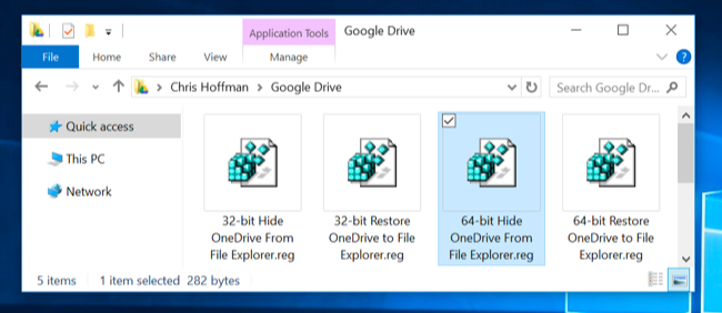 How to Disable OneDrive and Remove It From File Explorer on