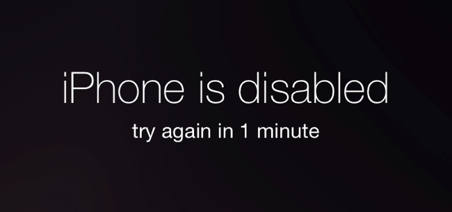 how to change your passcode on iphone with itunes