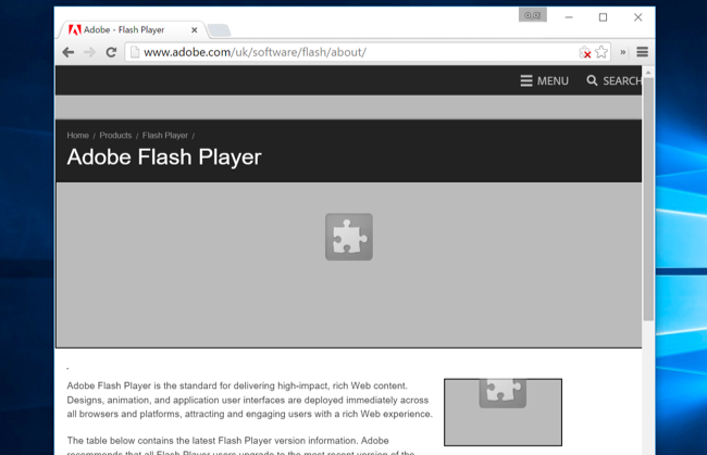 Adobe Flash Exploit