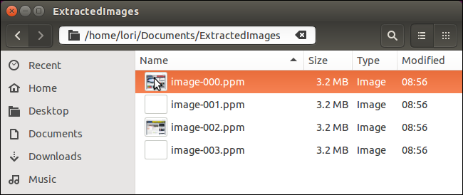 How to Extract and Save Images from a PDF File in Linux