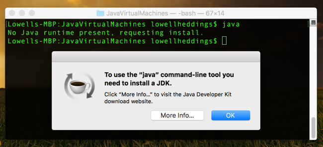 How to Uninstall Java on Mac OS X