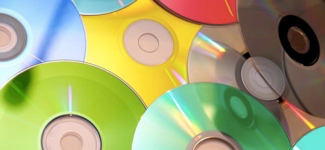 How to Use CDs, DVDs, and Blu-ray Discs on a Computer