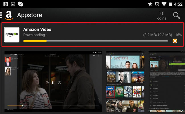 amazon instant video herunterladen pc