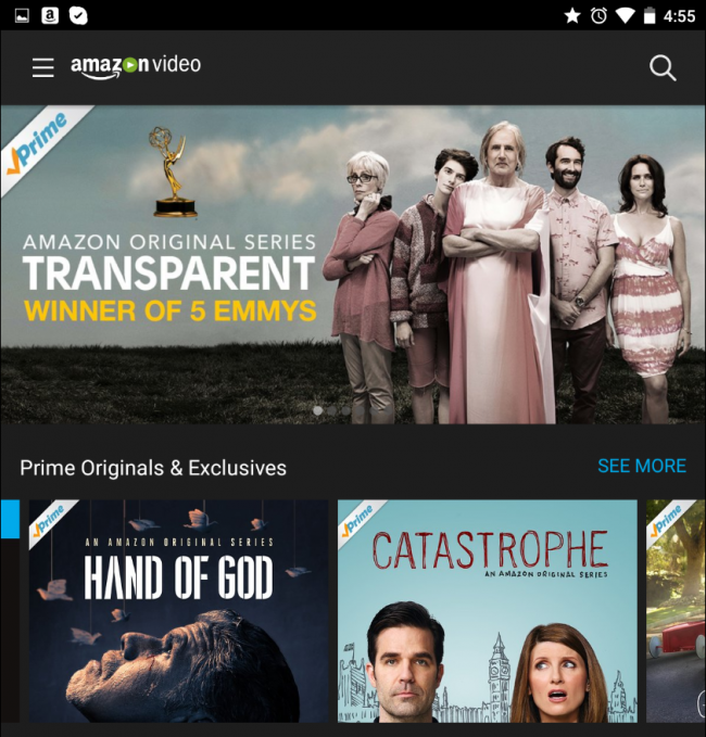 can you download amazon prime movies to tablet