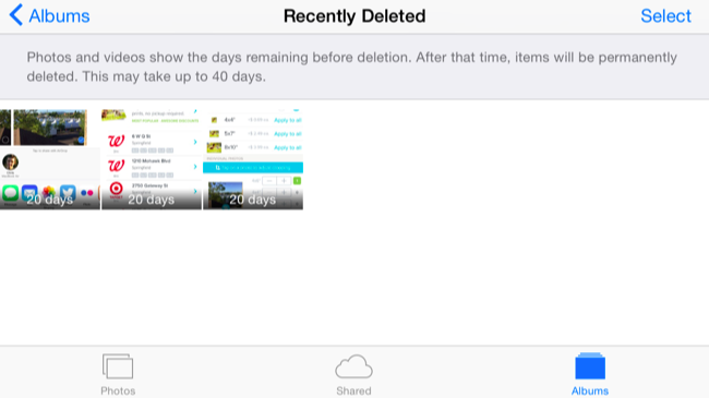 how to restore deleted photos from time machine