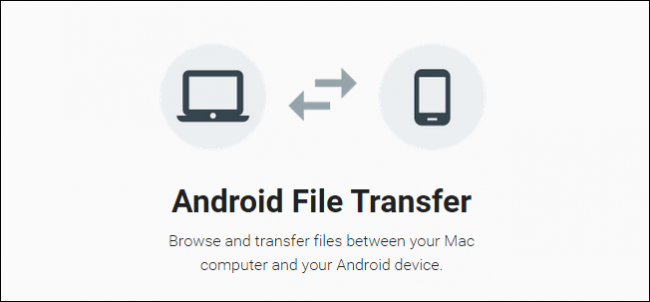 How To Transfer Files From An Android Device To Your Mac
