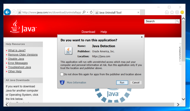Download java for windows 10 64 bit