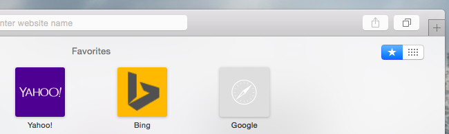 How to Hide Frequently Visited Sites and Top Sites in Safari