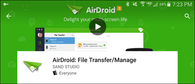 download airdroid for pc windows 7