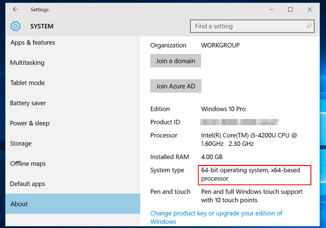 How to Switch From 32-bit Windows 10 to 64-bit Windows 10 - Tips