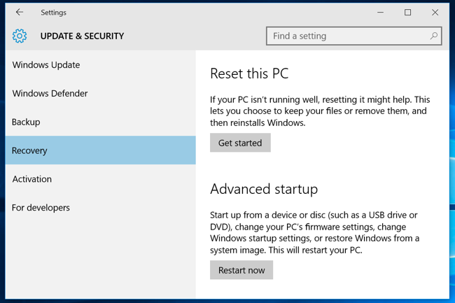 how to speed up cpu windows 8.1
