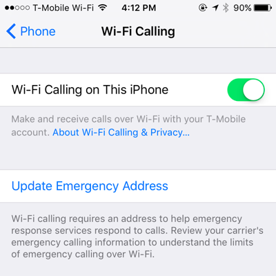How to Enable Wi-Fi Calling on Your iPhone - Image 3