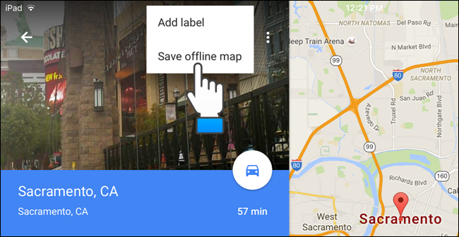 How to Use Offline Google Maps on Android or iPhone - Tips general Ios Google Maps Offline on