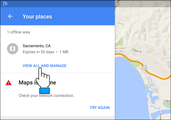 How to Use Offline Google Maps on Android or iPhone - Tips