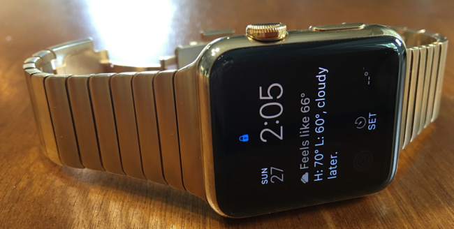 I Got My Apple Watch Gold Plated, and Here's What Happened