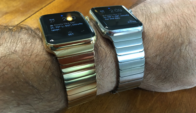 I Got My Apple Watch Gold Plated And Here S What Happened