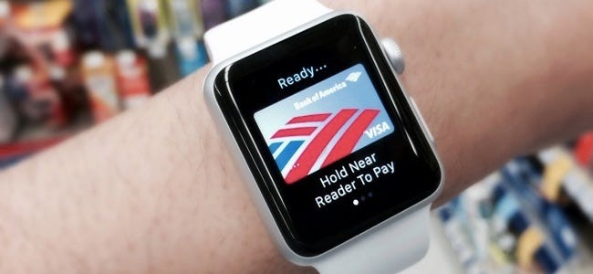 apple pay on apple watch