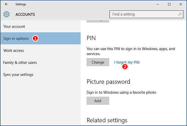 windows password not showing up