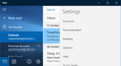 How to Set Up and Customize Email Accounts in Windows 10