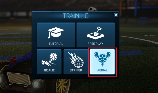 How to Master Aerials in Rocket League