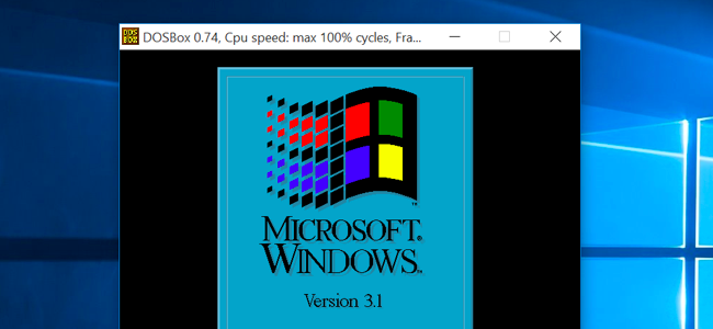 How to Install Windows 3 1 in DOSBox, Set Up Drivers, and Play 16