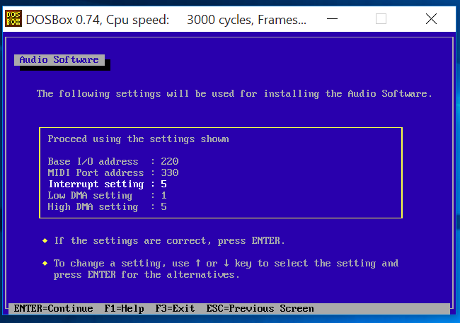 DOSBOX VGA WINDOWS 8.1 DRIVER
